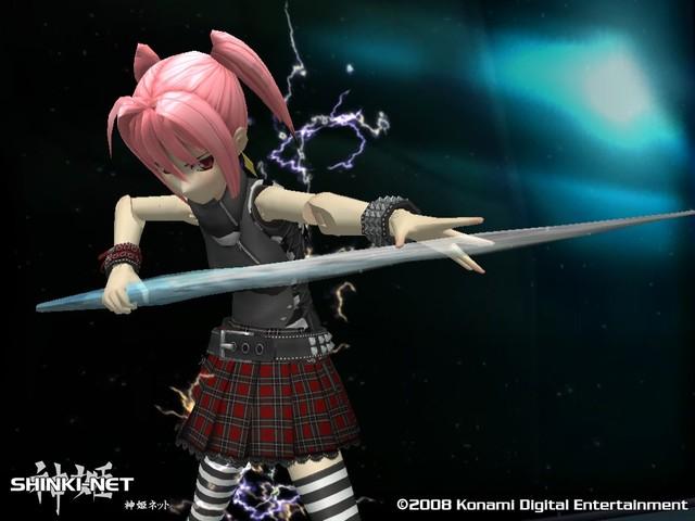 武装神姫のネイ